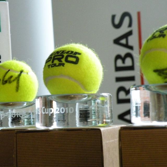 Turnieje Davis Cup i Fed Cup